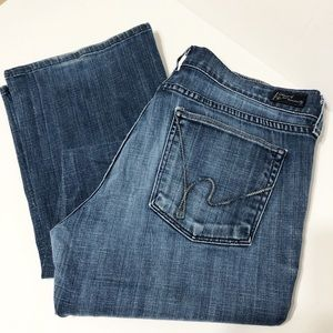 Citizens of Humanity / bootcut jeans / size 31
